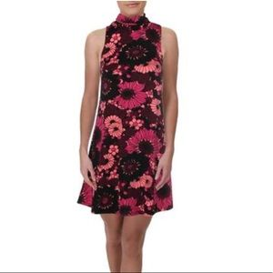 NWT Julie Brown Maxie Mock Neck Party Dress